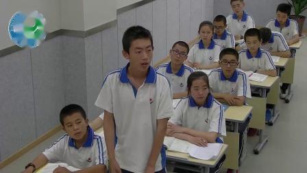 人教版地理七上-4.1《人口与人种》教学视频实录-乔平