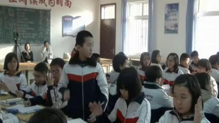 北师大版数学七上-3.1《字母表示数》课堂教学视频实录-任美英