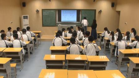 人教2011课标版数学九下复习《解二元一次方程组》教学视频实录-南昌市