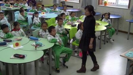 部编版道德与法治一上《健康过冬天》北京肖蕊