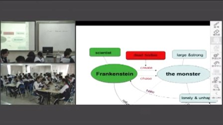 深圳2015优质课《M5-Frankenstein's monster》高二英语,北京师范大学南山附属学校:田宁