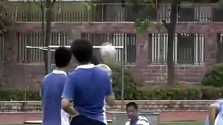 高二体育:运球突破教学视频