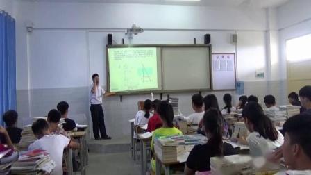 人教2011课标版数学九下-27.2.3《相似三角形应用举例》教学视频实录-黄长根