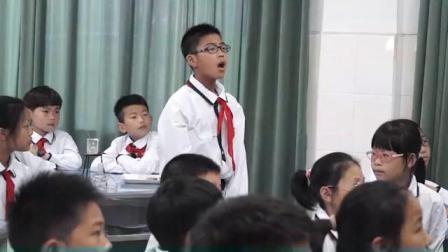 教科版四下小学科学《生的食物和熟的食物》课堂教学视频实录-韩莹莹