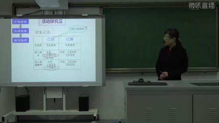 高二《脂肪烃》河北崔香阁(2016年河北省高中化学优质课评选)