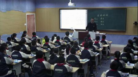 教科版小学科学四上第一单元第6课《云的观测》课堂教学视频实录-曹炳达