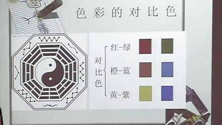 初中美术人教版七年级第1课《色彩的魅力》江苏刘松