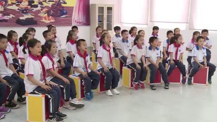 湘教版一年级音乐《买菜》优秀公开课视频