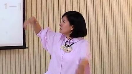 人音版六下第1课《花非花》课堂教学视频实录-陈珺