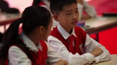 《分数的意义分数与除法》人教版小学数学五年级复习课教学观摩视频-全国小学数学核心素养示范课观摩