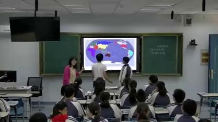 人教版地理七上-3.4《世界的气候》教学视频实录-王银美