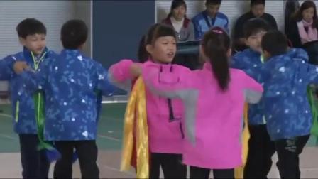 《轻轻物掷远》科学版体育二年级,周燕
