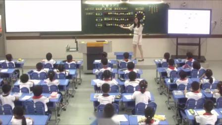 《找规律-解决问题》人教2011课标版小学数学一下教学视频-广东广州市_海珠区-陈婕