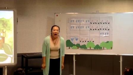 小学音乐人音版一下《第7课 理发师》辽宁刘妍