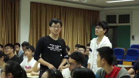 人教A版高中数学选修4-5 1.2《绝对值三角不等式》课堂教学视频实录-叶鑫安