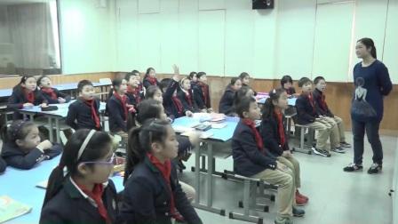 人教版英语三上第六单元PartB《Let's learn》课堂教学视频实录-潘虹艳