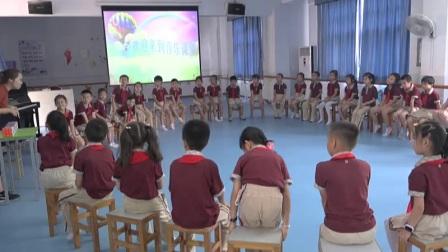 小学音乐人音版一下《第3课 0 发声练习》广东杨薇