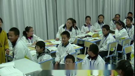 人教版地理七上-3.4《世界的气候》教学视频实录-张郁莹