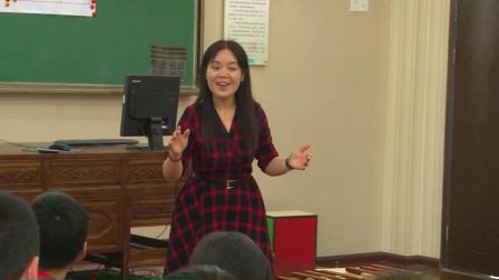 人音版六下《DOREMI》课堂教学视频实录-华央苹