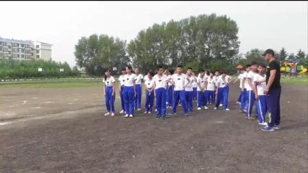 《弯道跑》教科版体育六年级,张铁岭
