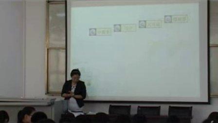 陕西省示范优质课《儒家学派的创始人:孔子2-1》人民版高二历史,榆林中学:陈晓宁