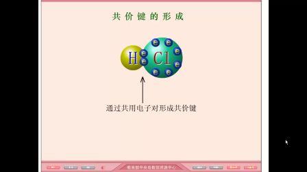 《共价键》鲁教版高一化学-清涧中学-孟玉龙-陕西省首届微课大赛