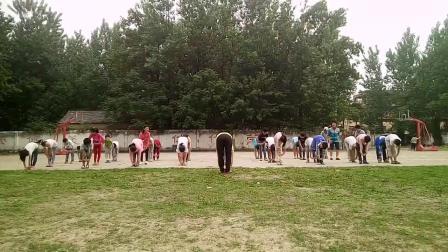 《耐久跑》科学版四年级体育,阜阳市县级优课