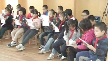 人音版小学音乐一年级下册《母鸡叫咯咯》优质课教学视频