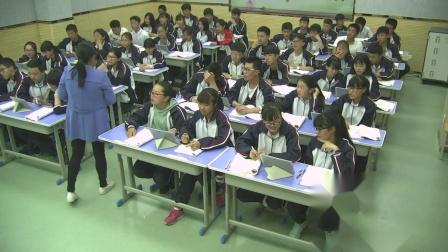 人教版高中语文必修三《锦瑟》课堂教学视频实录-侯娟娜