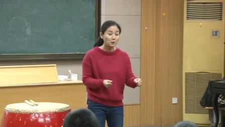 人音版音乐六下第4课《龙腾虎跃》课堂教学视频实录-钟俊霞