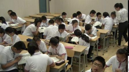 人教2011课标版生物七下-4.3.1《呼吸道对空气的处理》教学视频实录-梅艳丽
