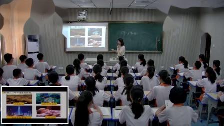 人教版地理七上-4.1《人口与人种》教学视频实录-夏晓婷