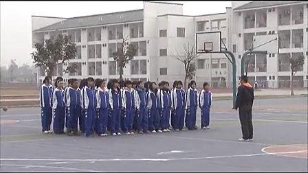 高二体育 篮球 成都石室白马中陈国跃_课堂实录与说课