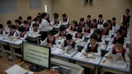 《新来的王老师》人教版小学语文六下课堂实录-贵州遵义市_遵义县-吴加烈
