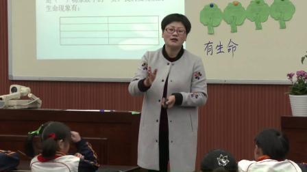 浙教版品德与社会二下第三单元第2课《动物、植物和我们》课堂教学视频实录-姚娟