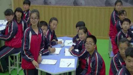 北师大版数学七上-3.3《整式》课堂教学视频实录-朱恩颖