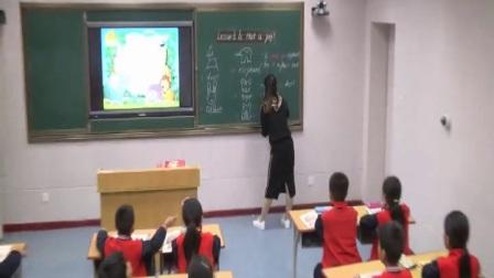 小学英语科普版三下《Lesson 3 Is that a pig》河南杨放放