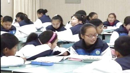 初中思想品七年级上册《学会拒绝不良诱惑》优质课教学视频