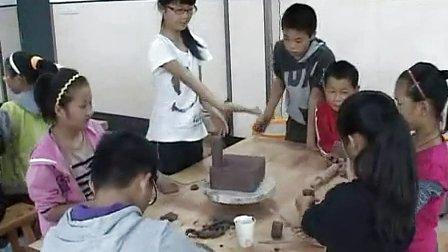 浙美版小学美术五年级《鼎》优质课教学视频