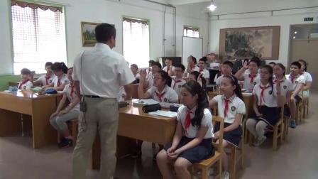 《习作》人教版小学语文六下课堂实录-天津_河东区-刘继文