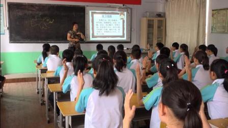 河大版(2016)语文七上1.1中国古代神话三则《精卫填海》教学视频实录-马志红