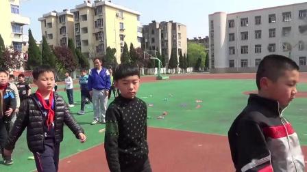 《走炮交替》小学三年级体育,刘斌(1)