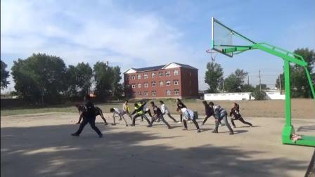 《障碍跑》科学版六年级体育,宋鹏