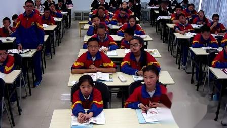 人教2011课标版生物七下-4.3.2《发生在肺内的气体交换》教学视频实录-刘新兰