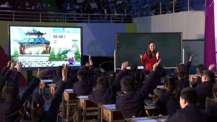 《统计表初步》小学数学二年级优质课视频-第十八届小学数学课堂教学观摩课
