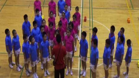 《耐久跑》沪教版四年级体育,张国平