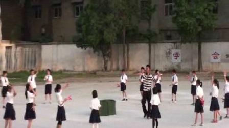 《板羽球-投掷》优质课(科学版六年级体育,高建民)