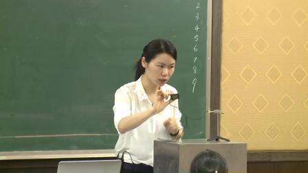 教科版小学科学五下第二单元第7课《传热比赛》课堂教学视频实录-乐滢滢