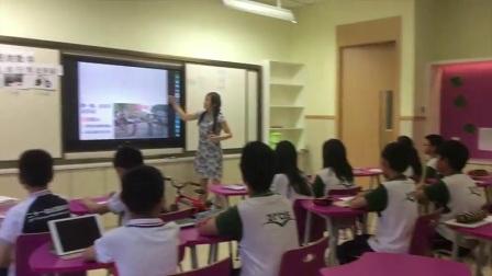 人教版小学数学六下《自行车里的数学》北京詹小妹