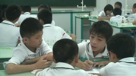 人教2011课标版生物七下-4.2.2《消化和吸收》教学视频实录-王玲